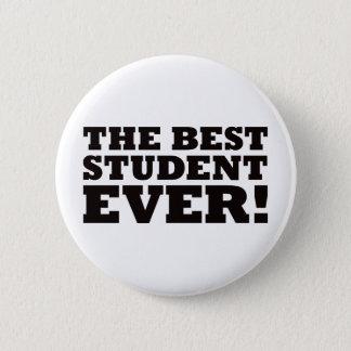 最も最高のな学生 5.7CM 丸型バッジ