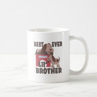 最も最高のな弟の犬小屋 コーヒーマグカップ