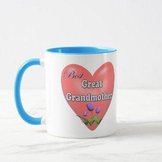 最も最高のな曾祖母の母の日のギフト マグカップ