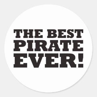 最も最高のな海賊 ラウンドシール