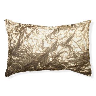 最も最高のな犬の金ゴールドのためのマット スモールドッグベッド