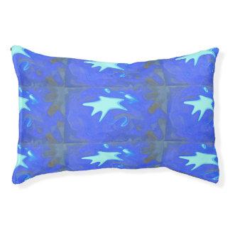 最も最高のな犬の青のためのマット スモールドッグベッド