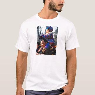 最も最高のな眺めを得て下さい Tシャツ