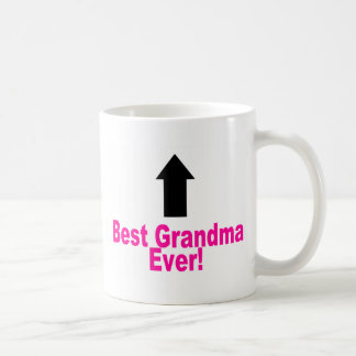 最も最高のな祖母 コーヒーマグカップ