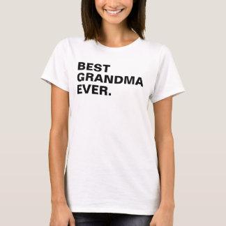 最も最高のな祖母 Tシャツ