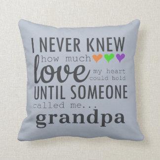 最も最高のな祖父の枕 クッション