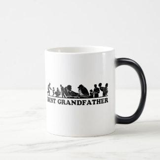 最も最高のな祖父 マジックマグカップ