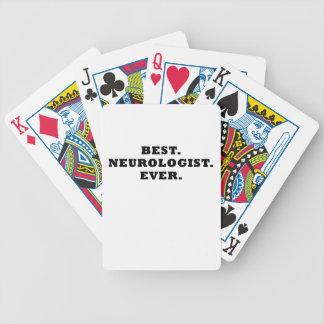 最も最高のな神経学者 バイスクルトランプ