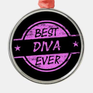 最も最高のな花型女性歌手Pink.png メタルオーナメント