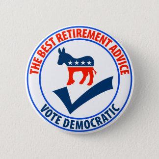 最も最高のな退職のアドバイス 缶バッジ