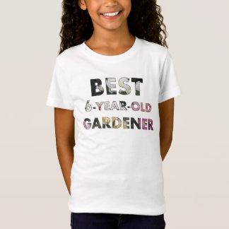 最も最高のな6歳の庭師(©ミラ) Tシャツ