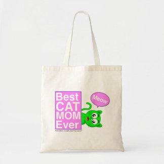 最も最高のなCATのお母さんの常に惑星のピーカーブ式特色になるオオヤマネコ トートバッグ