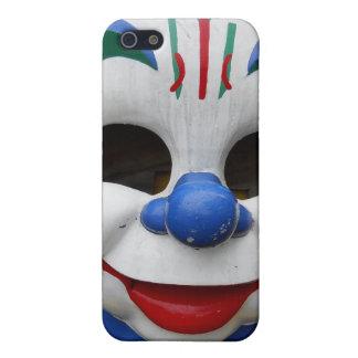 最も気色悪いサーカスのピエロ! iPhone 5 カバー
