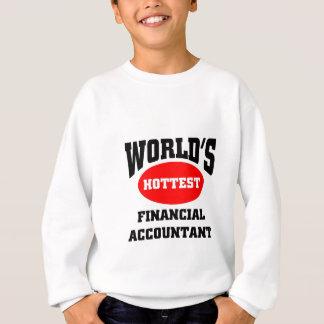 最も熱い財政の会計士 スウェットシャツ