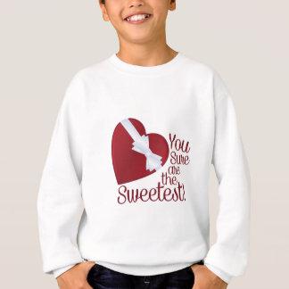 最も甘いの スウェットシャツ