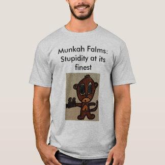 最も素晴らしいの愚かさ(メンズ) Tシャツ