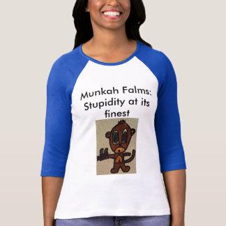 最も素晴らしいの愚かさ(Ladies') Tシャツ