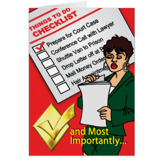 最も重要な刑務所カード- カード