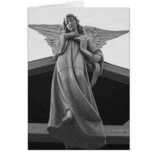 最も高いのの神への栄光 グリーティングカード