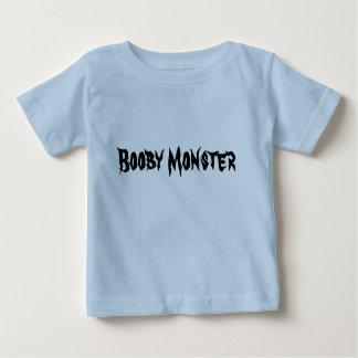 最下位モンスターのワイシャツ ベビーTシャツ
