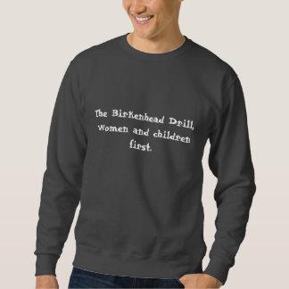 最初にBirkenhedのドリル、女性および子供 スウェットシャツ