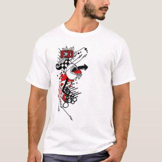 最初のデザイン Tシャツ