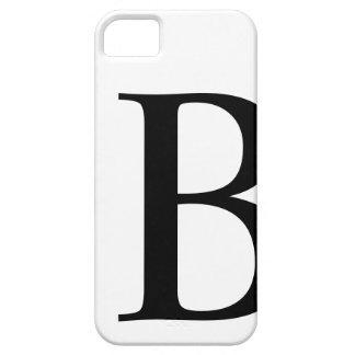 最初のBのiPhone 5のやっとそこに場合 iPhone SE/5/5s ケース