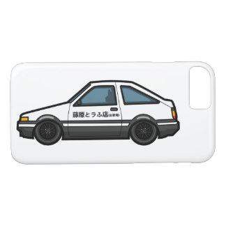 最初のD AE 86 Truenoの豆腐の店のデザイン iPhone 8/7ケース