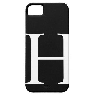 最初のH iPhone SE/5/5s ケース