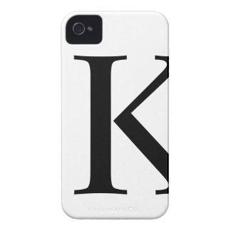 最初のKのiPhone 4/4Sのやっとそこに場合 iPhone 4 ケース