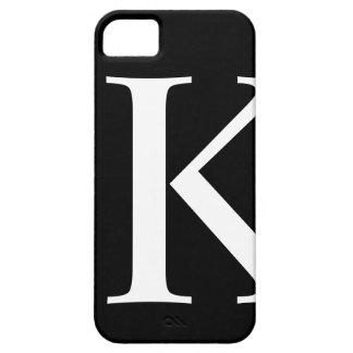 最初のKのiPhone 5のやっとそこに場合 iPhone SE/5/5s ケース