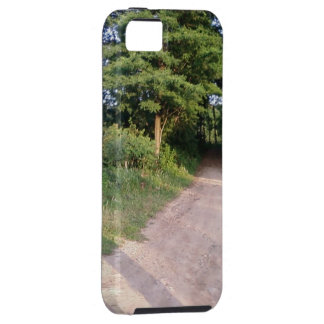 最初仕事の林道 iPhone SE/5/5s ケース