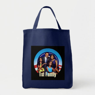 最初家族のバッグ トートバッグ