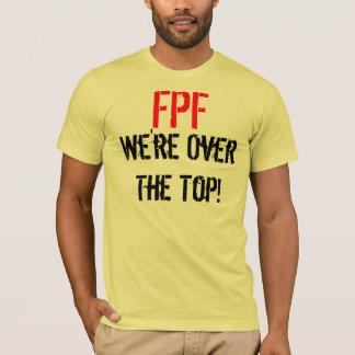 最初期間家族1 Tシャツ