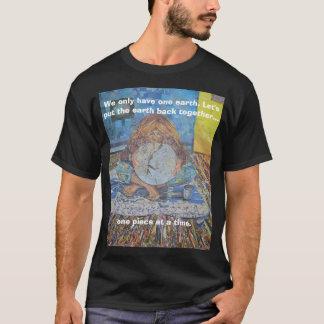 最善を尽すIm私は、私達持っています1地球だけを…できます Tシャツ