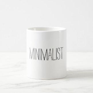 最小主義のコーヒー・マグ コーヒーマグカップ