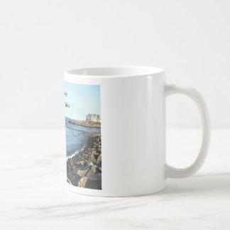 最底限の方法、Ogunquit、メイン コーヒーマグカップ