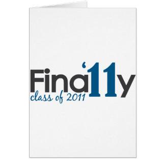 最後に2011年のクラス カード