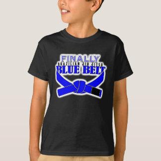 最後にBJJの青ベルト!!! Tシャツ