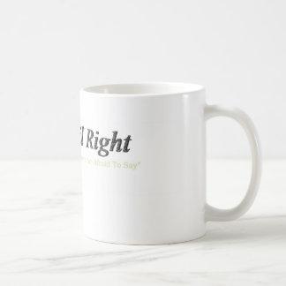 最後の人権のコーヒー・マグ コーヒーマグカップ