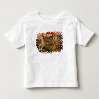 最後の判断、復活の詳細 トドラーTシャツ