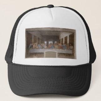 最後の晩餐のレオナルド・ダ・ヴィンチの絵画 キャップ