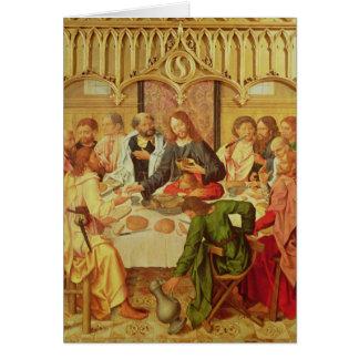 最後の晩餐 カード