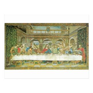 最後の晩餐 ポストカード