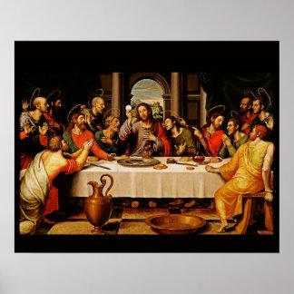 最後の晩餐- LaのUltima CenaポスターA ポスター