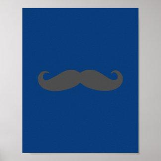 最愛の軽快な髭の子供部屋の壁の芸術 ポスター