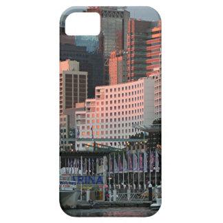 最愛港、シドニーの日没、オーストラリア iPhone SE/5/5s ケース