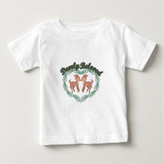 最愛Deerly ベビーTシャツ