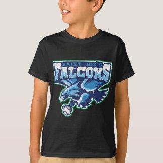 最終の背部 Tシャツ