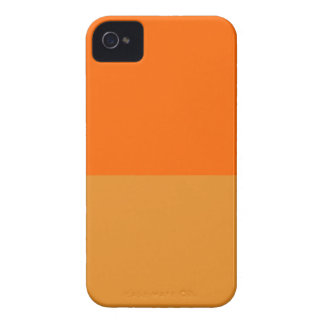 最終的なオレンジ Case-Mate iPhone 4 ケース